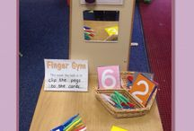 Finger Gym / Kindergarten
