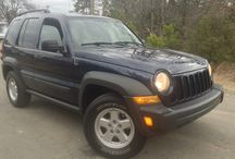2007 Jeep Liberty Sport SUV For Sale in Durham NC at The Auto Finders