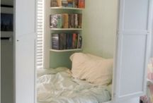 Beds in nooks