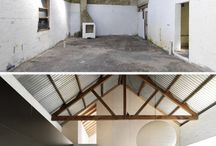 Tiny & Shed Homes / by Evelyn McIntire