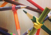Office / Gioco di matite