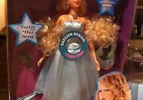 Taylor as barbie