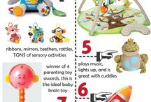 Baby toys- from 0 to 6/7 months