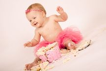 Birthdays and Cake Smash Photography / Birthdays and Cake Smash #Photography, both by Take The Leap Photography and some ideas for future shoots. #TakeTheLeap
