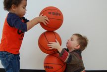 Clanmore Montessori Winter 2014...Brrrrrrr / While it has been a cold winter, we have made the most of it!  Clanmore students have enjoyed the snow and the new gym on our winter days.