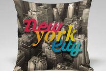 New York Cushion Covers / New York Cushion Covers