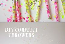 lancée confetti