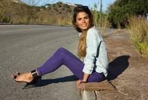 Fashion ✄ Pants (Purple)