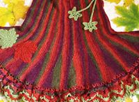 Sukně / Pletená sukně