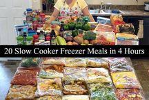 Freezer Recipes