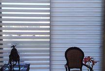 Cortinas Bilux / sistema de iluminación con dos modalidades