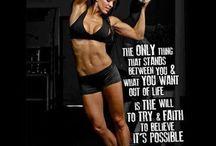 My work Out! / Inspiration til at få trænet!