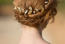 Top it Off, Wedding Hair / beautiful wedding hair and headpieces