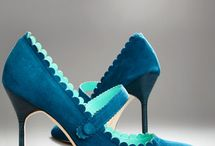 Shoes / by Heather Castleberry
