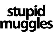 Harry Potter / Phhhhh! Muggles