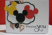 Card & Craft Ideas - Disney