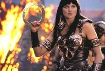 Xena: Warrior Princess / Xena: Warrior Princess