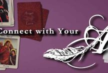 Work with Angels / Working With Angels: Angel Card Readings  Learn how to be you own Angel card Reader and work with your Angels for guidance and inspiration. Rev Dr. Kimberly Marooney is an Angel Card Reader Expert and wishes to show you how easy i can be o work with your Angels