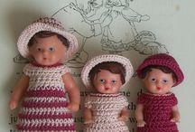 poupées & baigneurs