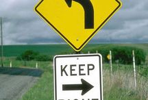 Fun Road Signs