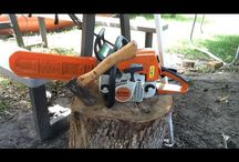 chainsaw tuning
