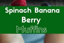 Muffins / My favourite muffin recipes