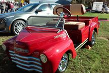 1950 Chevy Truck build
