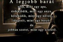 BARÁTSÁG/HŰSÉG