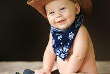 Western / Adorable western gifts, photos, and nursery ideas.