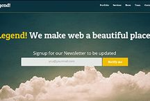 FREE HTML Responsive - Single page - Template