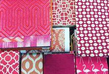 my textile conceptboards #decoratome / Мот концептборды к проектам
