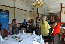 Northwich Women in Business Networking lunch, June 2014.