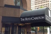My Ritz Carlton, Atlanta Experience / by Jason Houck