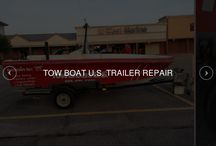 Trailer Doctor Mobile Services by Discount Trailer Parts Direct LLC / On site repairs for boat and utility trailers 24/7