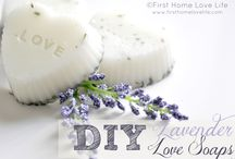Homemade Soap / by Cheryl Dowling Lance