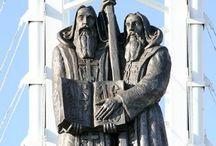 Кирилл и Мефодий не создавали русской азбуки