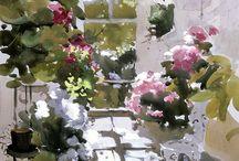 Art. Watercolor