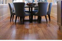 Wood Flooring: Heart Cypress Vertical- Antique River-Recovered® Heart Cypress
