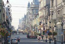 """Poland - Łódź / Lodz / ♥ ♥ ♥ """"Bo gdzie byś nie był i jak by cię nie przyjęli Nigdy nie będziesz się czuł jak na Obiecanej Ziemi"""""""