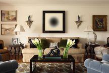 Декорирование интерьера  / Декор своей квартиры.