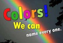 Kinder - Colors