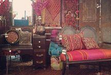 Bohemian & Eclectic Living
