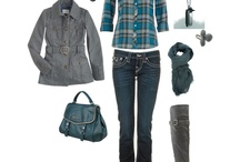 My Fashion / clothing that fits my style / by Lori Ilse