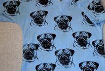 Pug Fabrics and Gifts