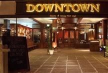 Reviews of restaurants