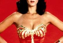 Lynda carter is Wonder women
