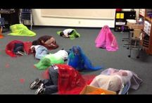 Creative movement / Ideas for incorporating creative movement into your music classroom!
