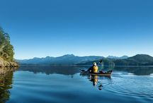 West Coast Vancouver Island / A showcase of paddling and recreation locations on the West Coast of Vancouver Island