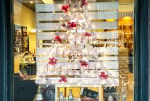 Danforth Store Displays / Some great display ideas from the Danforth retail stores.