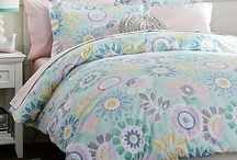 Girls' Room (Bedding) / by Amy Suardi (Frugal Mama)